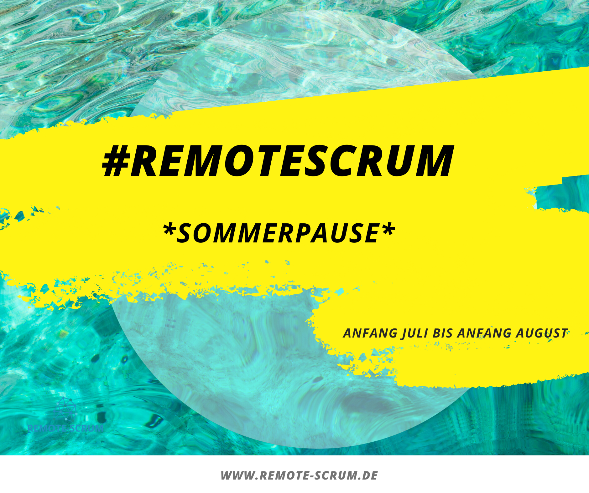 remotescrum Sommerpause